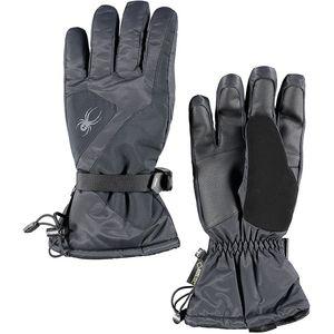 Uk Spyder Glove - Spyder Gloves Mittens