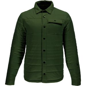 Spyder Kerb Insulated Shirt Jacket - Men's