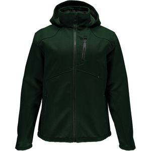 Spyder Patsch Novelty Hooded Softshell Jacket - Men's