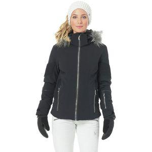Spyder Diabla Faux Fur Jacket - Women's