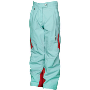 photo: Spyder Girls' Banff Pant snowsport pant