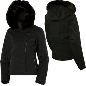 Spyder Rock Faux Fur Jacket - Womens