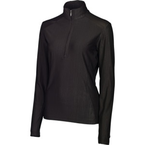 photo: Spyder Precious Dry W.E.B. T-Neck long sleeve performance top