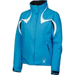 photo: Spyder Women's Lightning Jacket synthetic insulated jacket