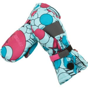 Spyder Bitsy Cubby Mitten - Toddler Girls