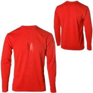 Spyder The Last Dry W.E.B. US Ski Team Shirt - Long-Sleeve - Mens