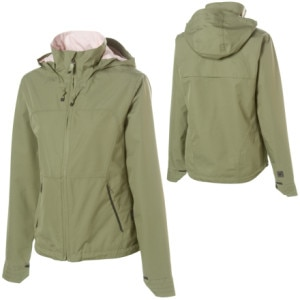 photo: Scapegoat Women's The Burnside Jacket waterproof jacket