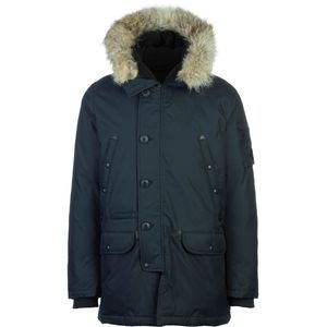 SPIEWAK Aviation N3-B Parka with Real Fur - Men's