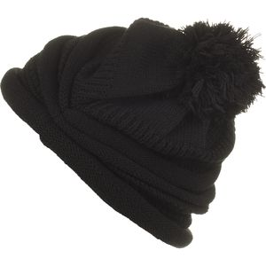 Sierra Accessories Slouchy Beanie with Cinched Back
