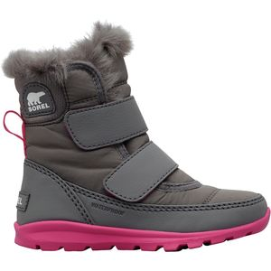 SorelWhitney Strap Boot - Toddler Girls'