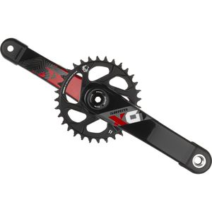SRAM X01 Eagle 12-Speed BB30 Direct Mount Crankset