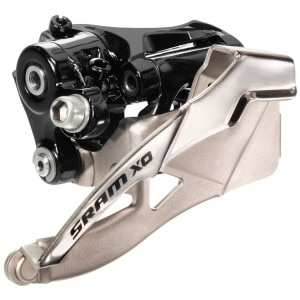 SRAM X0 2x10 Low Clamp Front Derailleur