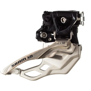 SRAM X0 2x10 High Clamp Front Derailleur