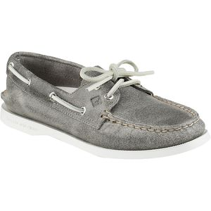 Sperry Top-Sider A/O 2-Eye White Cap Shoe - Women's