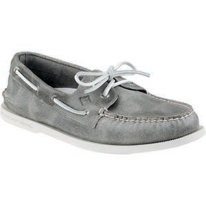 Sperry Top-Sider A/O 2-Eye White Cap Shoe - Men's