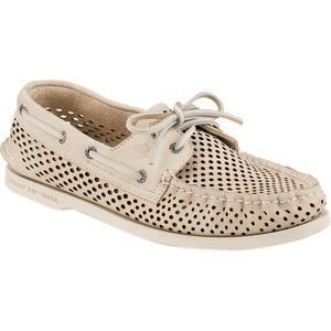 Sperry Top-Sider A/O 2-Eye Laser Perf Shoe - Men's