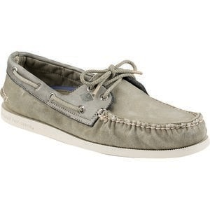 Sperry Top-Sider A/O 2-Eye Wedge Canvas Shoe - Men's Buy