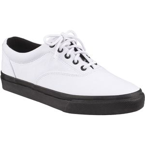 Sperry Top-Sider Striper LL CVO White/Black Shoe - Men's