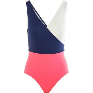 Solid & Striped Ballerina One-Piece Swimsuit - Women's