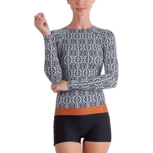 Seea Swimwear Swami's Playsuit Rashguard - Long-Sleeve - Women's