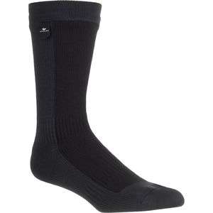 SealSkinz Hiking Mid Length Waterproof Merino Sock