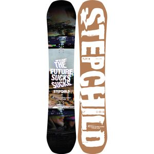 Stepchild Snowboards Sucks Snowboard