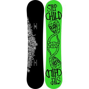 Dirtbag Snowboard