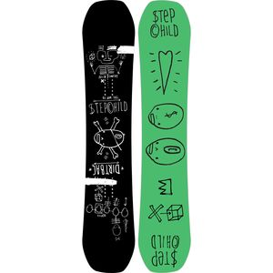 Stepchild Snowboards Dirtbag Snowboard - Wide