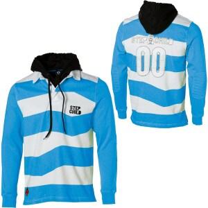 Stepchild Snowboards JP Walker Rugby Shirt - Long-Sleeve - Mens