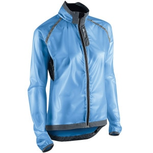 photo: Sugoi Women's HydroLite Jacket soft shell jacket