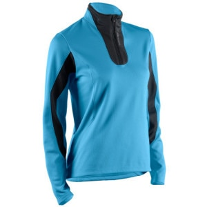 Sugoi Mistral 1/4 Zip Top - Long-Sleeve - Womens
