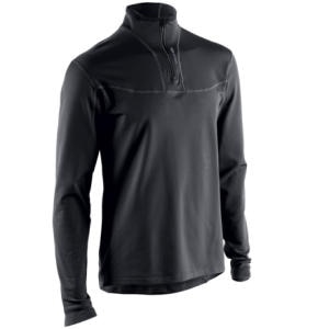 Sugoi MidZero Zip Neck Shirt - Long-Sleeve - Mens