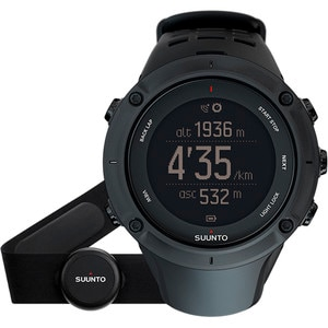 Suunto Ambit3 Peak GPS Heart Rate Monitor