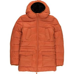 Save The Duck Giga Long Insulated Coat - Boys'