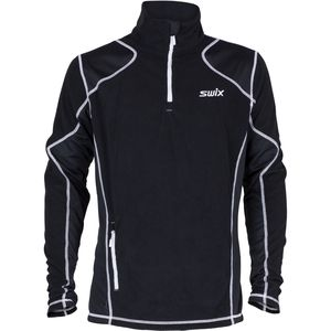 Swix Starlit Polo Midlayer Shirt - Men's