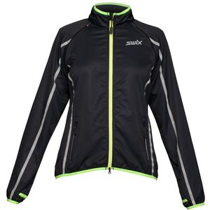Swix Cyclon 2 In 1 Wind Jacket - Women's