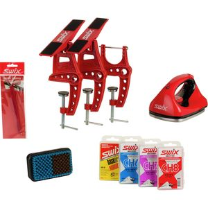 Swix Ultimate Nordic Tool and Wax Kit