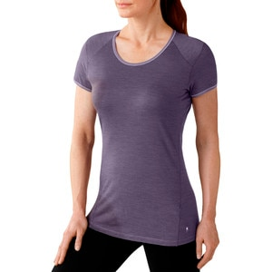 SmartWool Micro 150 Pattern T-Shirt - Short-Sleeve - Women's