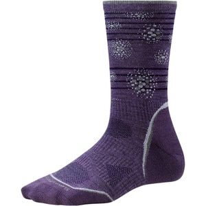 SmartWool Phd Outdoor UL Pattern Crew Sock - Women's