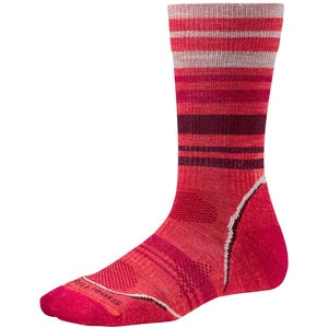 SmartWool Phd Outdoor Light Pattern Crew Sock - Women's