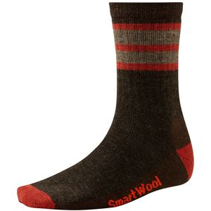 SmartWool Stripe Hike Medium Crew Sock