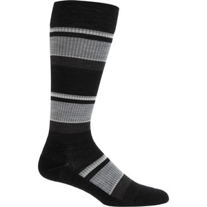 SmartWool StandUP Graduated Compression Pattern Sock - Women's