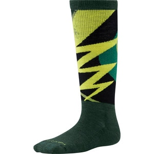 SmartWool Wintersport Lightning Bolt Sock -Kids'