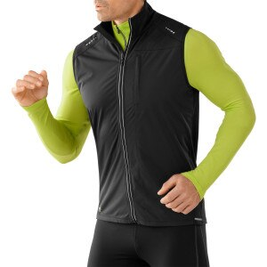 SmartWool PhD Run Divide Vest - Men's
