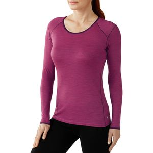 SmartWool Micro 150 Pattern Crew - Long-Sleeve - Women's
