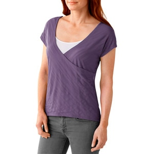 SmartWool Burnout Reversible Shirt - Short-Sleeve - Women's