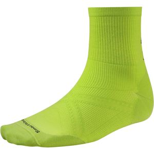 SmartWool PhD Run Ultra Light Mid Crew Sock