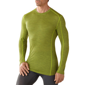 SmartWool Micro 150 Pattern Crew - Long-Sleeve - Men's