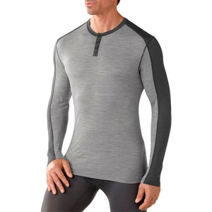 SmartWool Micro 150 Henley - Long-Sleeve - Men's