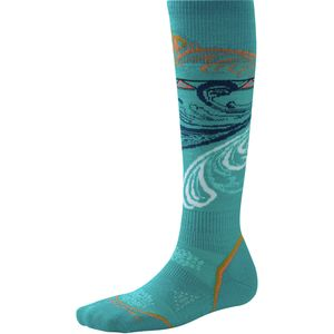 SmartWool PhD Snowboard Light Sock - Women's